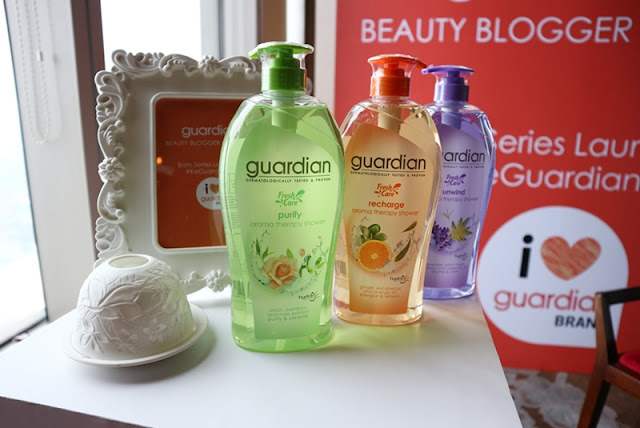 Guardian #BathSeries Fresh Care Series Review #KeGuardianYuk