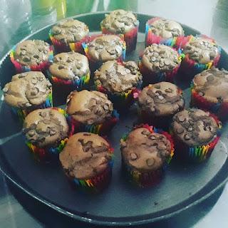Ragi Muffins