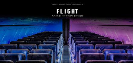 Darkfield Flight| Ein Flugzeug-Absturz-Simulator als immersive Unterhaltung