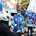 DPC Demokrat Pati Bagikan 1000 Paket Takjil Kepada Pengguna Jalan