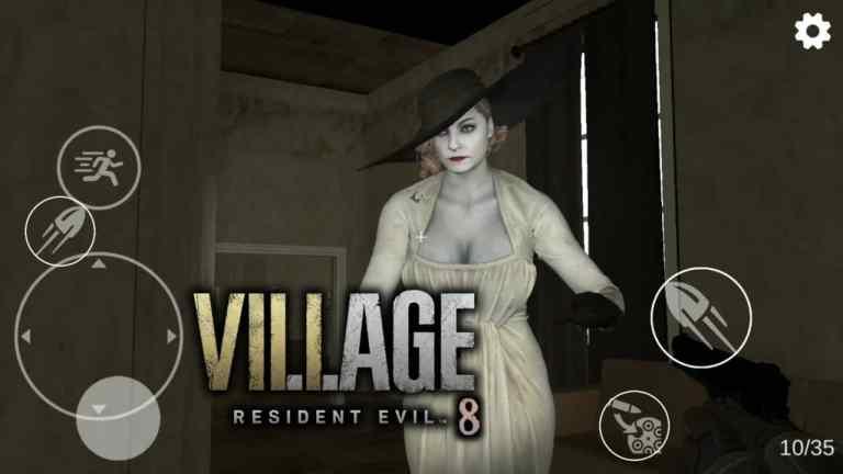 Resident Evil Village APK Download | Resident Evil 8 APK+OBB data