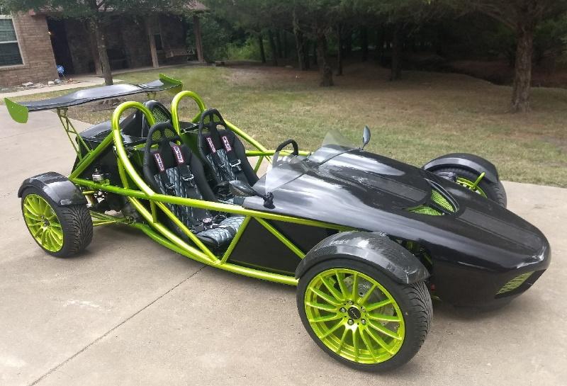 Dove Racing Exo Racer Kit Car