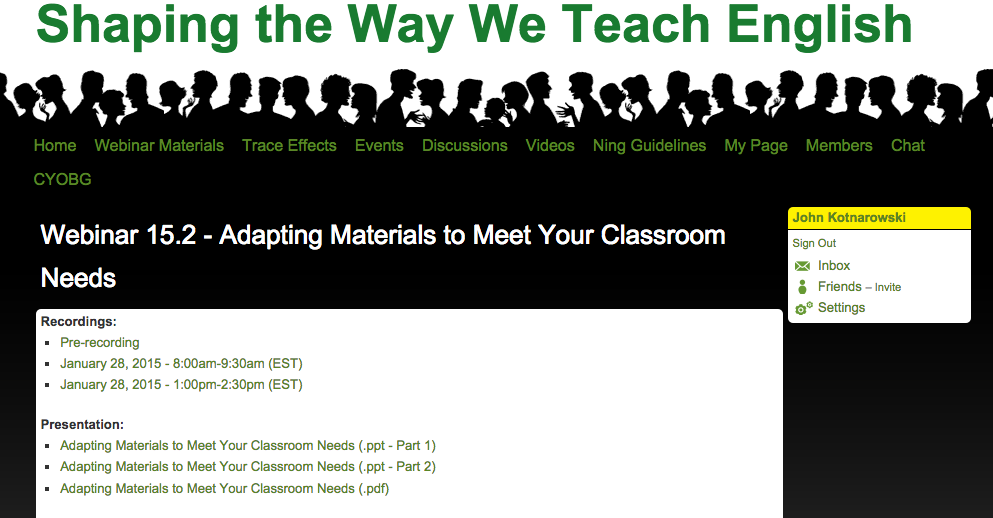 EFL Teacher Training Resources: Shaping the Way We Teach