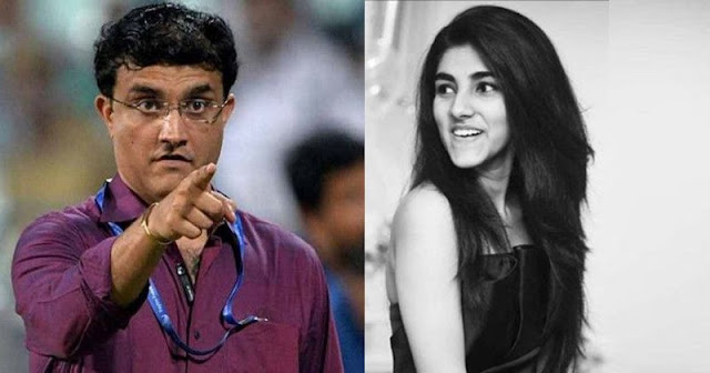 Sourav Ganguly Daughter Sana