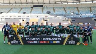 Palmeiras bate o Santos e conquista o bi da Libertadores