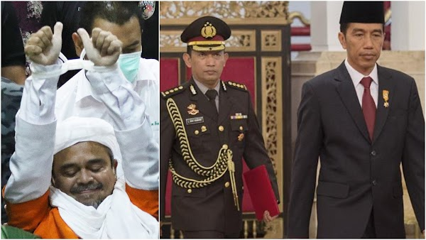 Jokowi Dilaporkan, IPW: Polri Tidak Akan Berani Menangkap Jokowi seperti Habib Rizieq