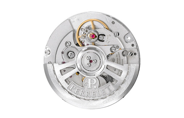 Perrelet P-401 self-winding movement