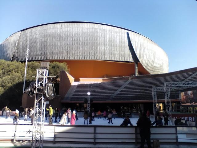 auditorium-Parco della Musica-Renzo Piano-Roma-architettura