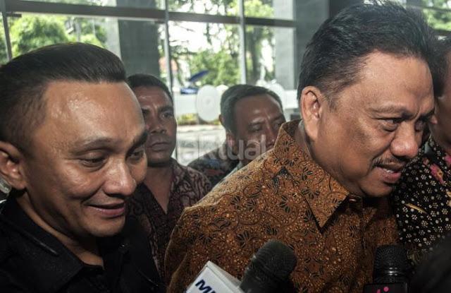 "Klaim Tak Ada Loby, Olly ""Tunjuk Hidung"" Pemerintahan SBY"