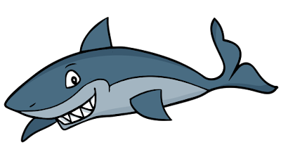 shark tiburón
