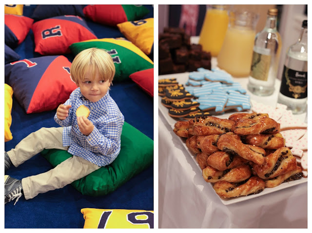 Harrods kids event