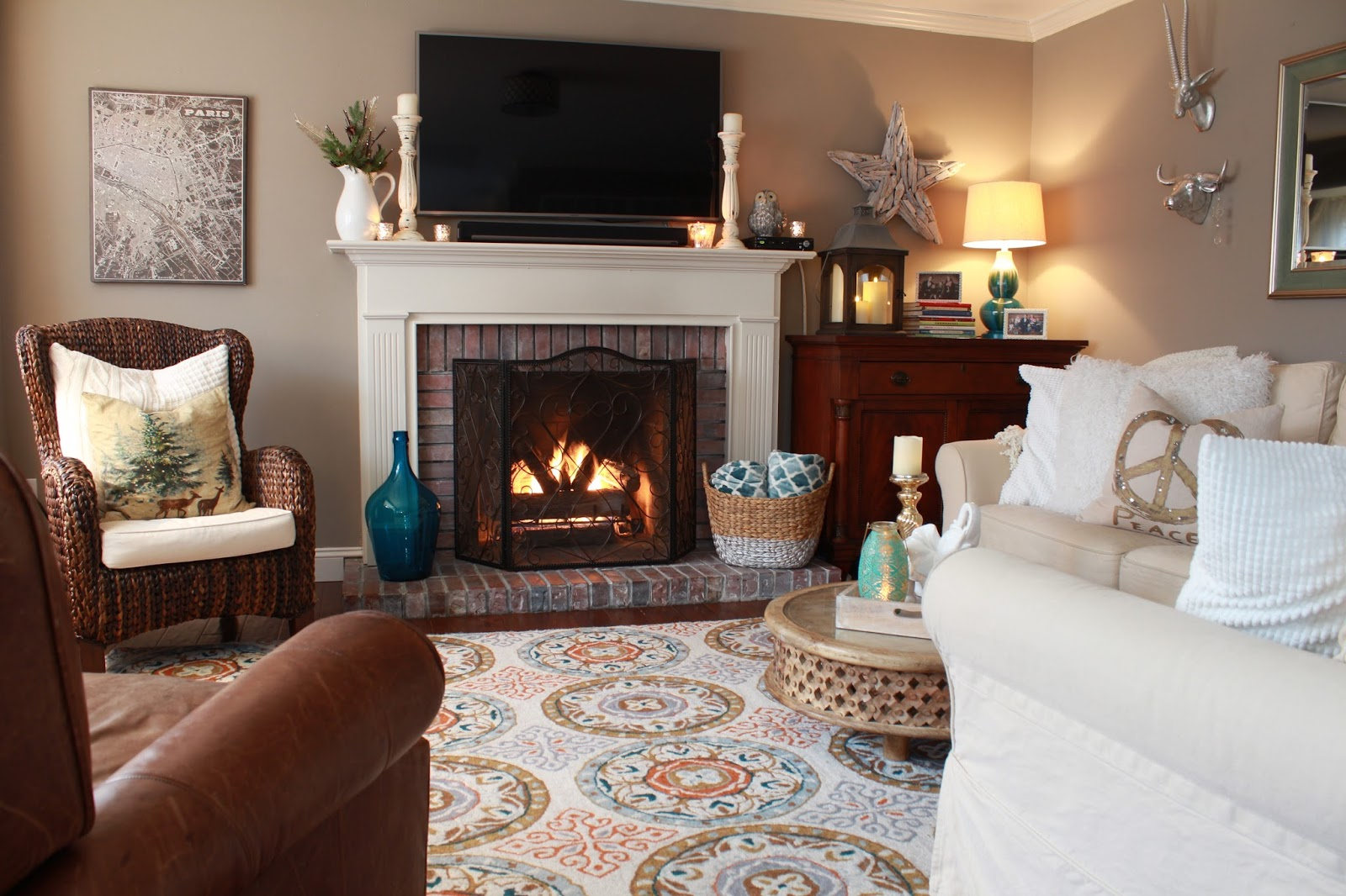 welcome winter decor ideas for decorating your home after