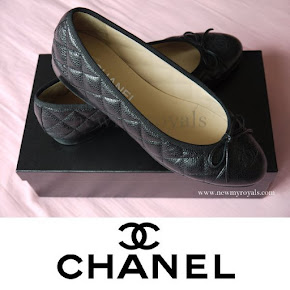 Princess Marie wore CHANEL Flats