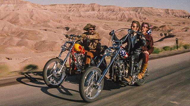 Easy Rider (Sem Destino), filme de 1969