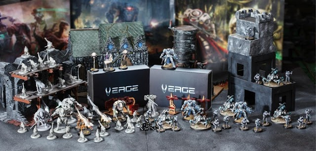 Verge of War Launches