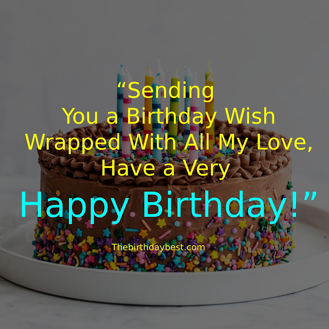 Happy Birthday Messages for Customers