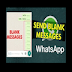 Here's The Trick To Send Blank Message In WhatsApp