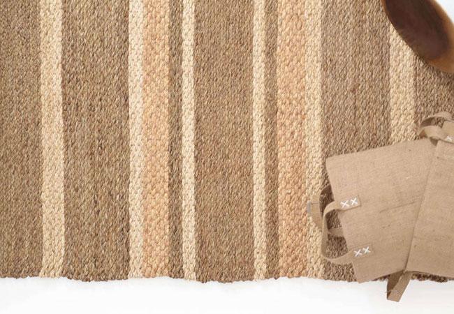 Καλοκαιρινό Ψάθινο Χαλί: Naki Natural Royal Carpet