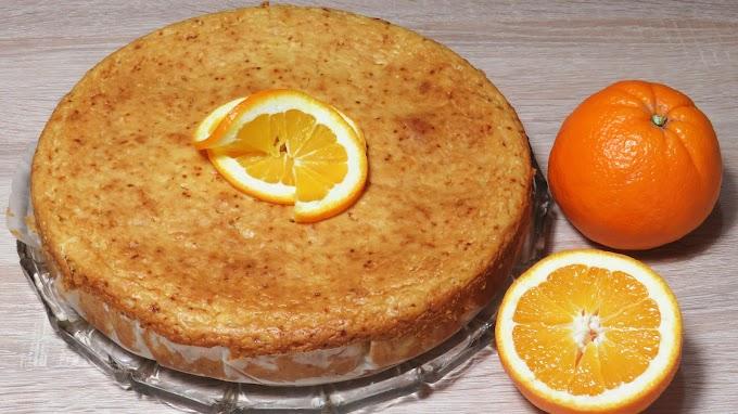 Prăjitură Rapidă cu Portocale