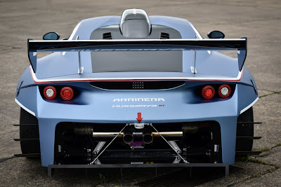 Arrinera Hussarya GT rear spoiler Hd images