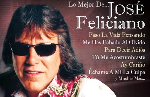 Paso La Vida Pensando | Jose Feliciano Lyrics