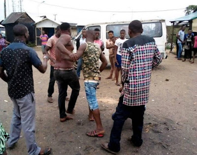 2 brothers fight over land sapele delta state