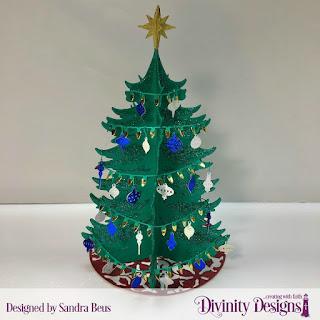 Christmas Tree Table Top Home Decor, Christmas Tree Skirt