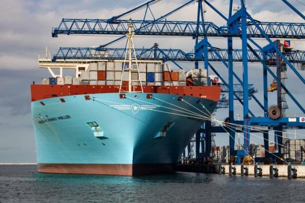 Felixstowe Docker: Infographic: Carriers' Fleet Size in TEU
