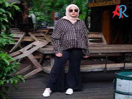 Tips memakai Hijab untuk Ibu Hamil