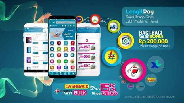 PT Langitpay Digital Indonesia