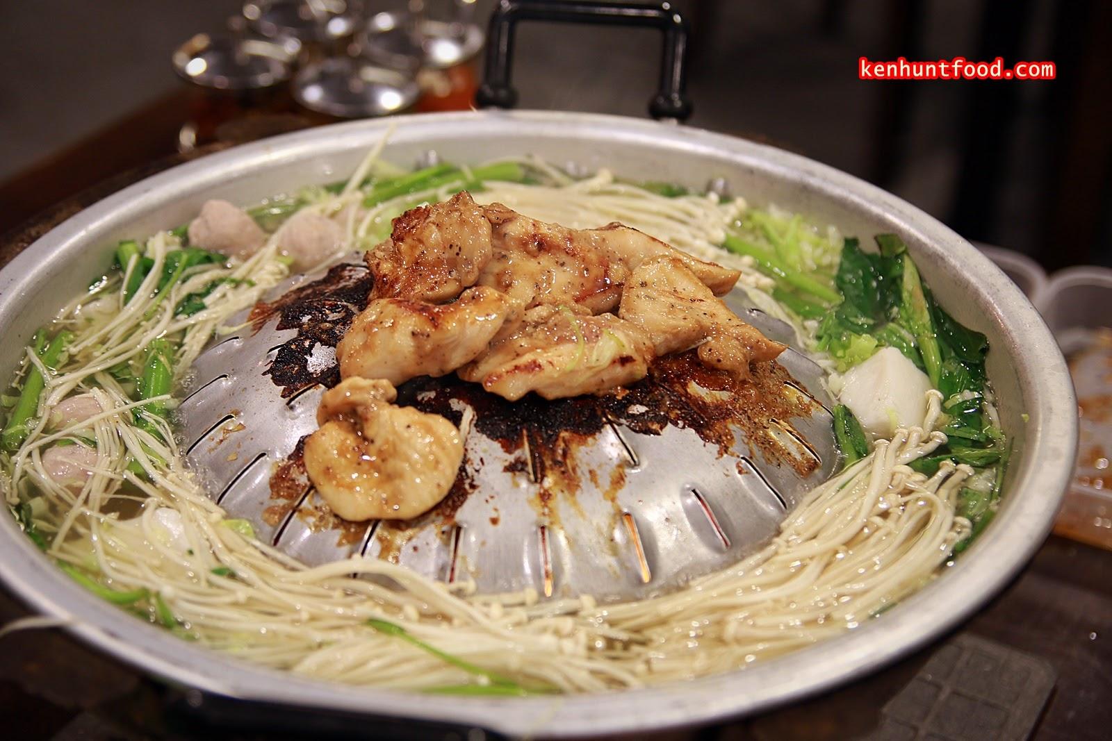 Ken Hunts Food Bangkok Garden Bbq Mookata Automall