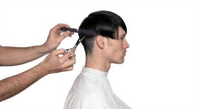 10 تسريحات شهيرة للشعر القصير قص الشعر حلاقة الحلاق تهذيب hair cuts short barber shop