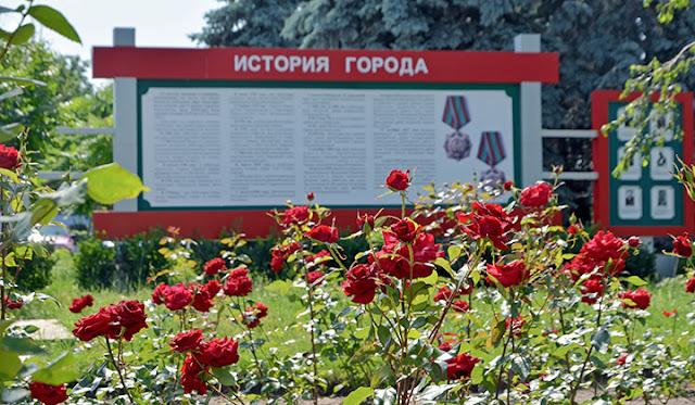 Дубоссарские розы