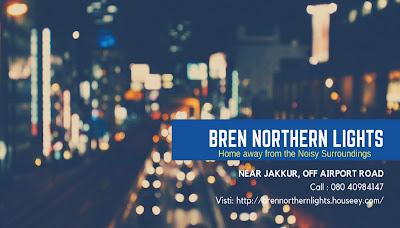 Bren Northern Lights