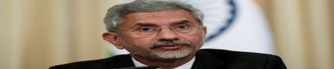 Jaishankar Thanks U.S. For 'Strong Support' At India's 'Moment of Great Difficulty'