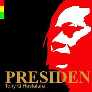 Album Tony Q Rastafara Presiden