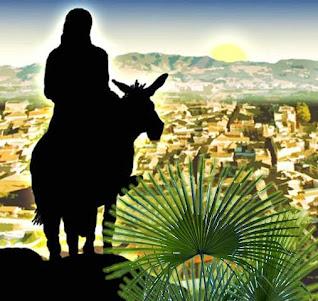 pregação entrada triunfal de Jesus