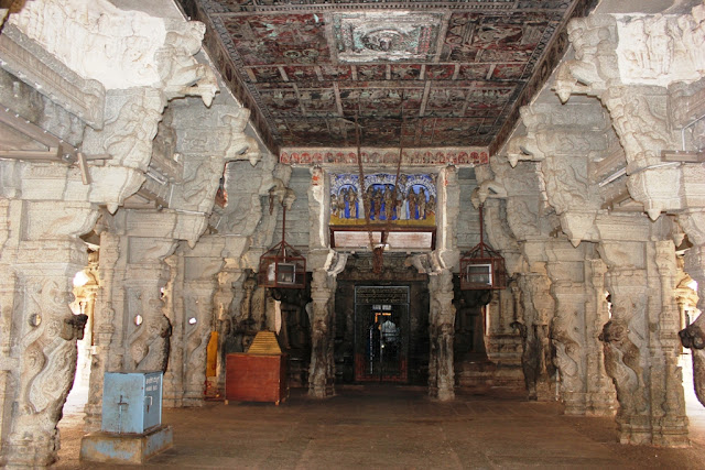Central Sanctum of the Virupaksha temple  - Hampi Pick, Pack, Go