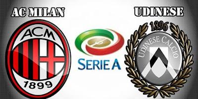 مشاهدة مباراة ميلان واودينيزى فى الدورى الايطالى اليوم بث مباشر
