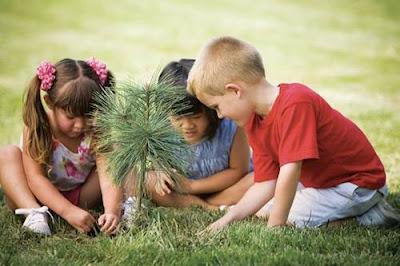 """La Mejor Herencia que Podemos Dejarle a Nuestros Hijos es: Amor, Conocimiento y un Planeta en el que Puedan Vivir""""."""