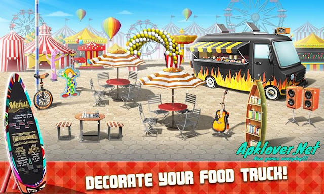 Food Truck Chef MOD APK unlimited money