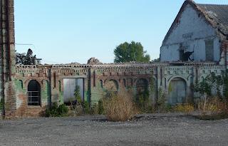 Межевая. Руины комбината хлебопродуктов. 1901 г.
