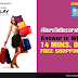 Answer To Win 10 Mins Of Free Shopping Worth Rs 2.5 Lakhs