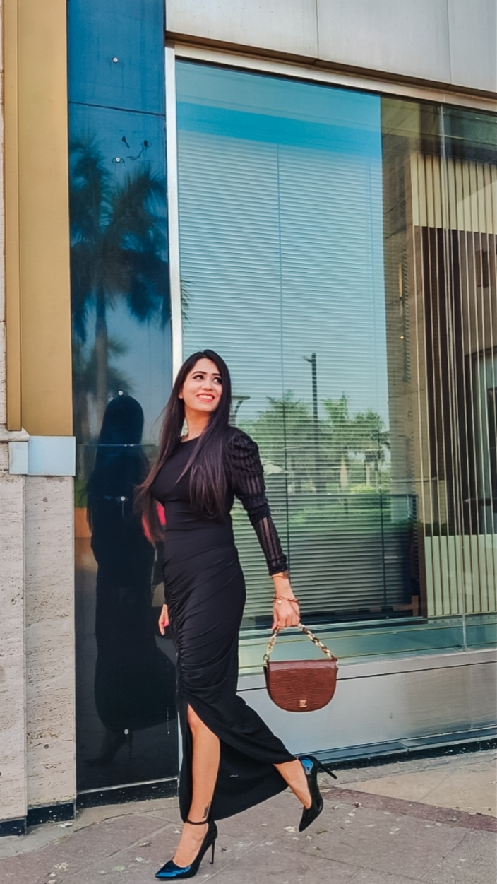 """Kimmy Nagpal—The Fashion Blogger Who Breaks The Stereotype """"I-m-possible"""""""