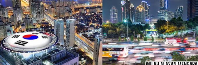 Inilah Alasan Mengapa Korea Selatan Maju, Sedangkan Indonesia Belum