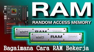 Bagaimana Cara RAM Bekerja