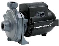 Daftar harga dan spesifikasi  pompa air merk GrundFos NS basic 13 - 18