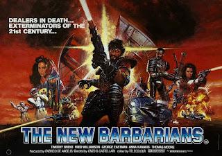 Película Los nuevos bárbaros Online