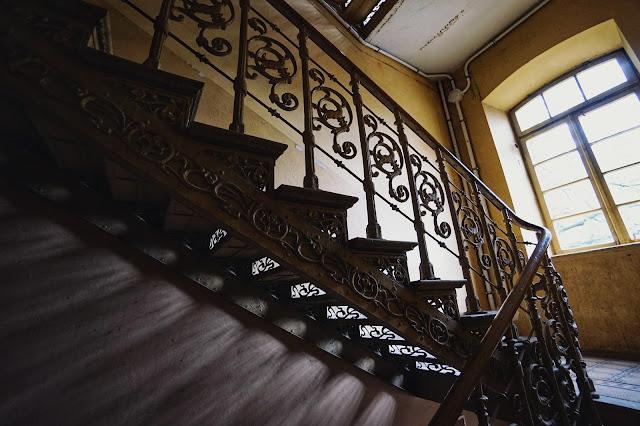 Tydzień z żeliwnymi i stalowymi schodami - wyniki konkursu