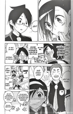Manga: Review de We Never Learn Vol 7 y 8 de Taishi Tsutsui - Ivrea
